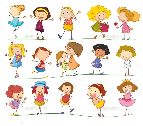 GraphicRiver Simple Kids 9335874