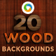 Wood Backgrounds - GraphicRiver Item for Sale