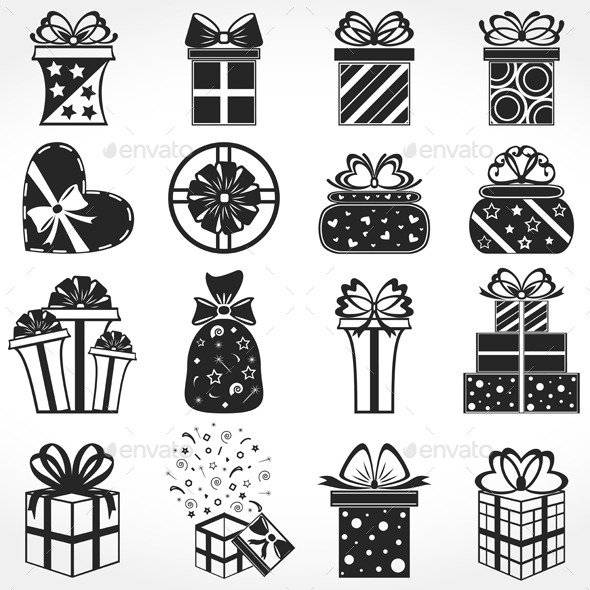 GraphicRiver Gift Boxes 9336111