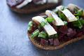 open danish sandwich - PhotoDune Item for Sale