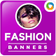 Fashion Banner Design Set - GraphicRiver Item for Sale