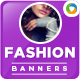 Fashion Banner Design Set - GraphicRiver Item for Sale