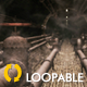 Steampunk Tunnel - VideoHive Item for Sale