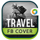 Travel & Facebook Cover Page - GraphicRiver Item for Sale