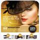A4 Beauty Salon Flyer - GraphicRiver Item for Sale