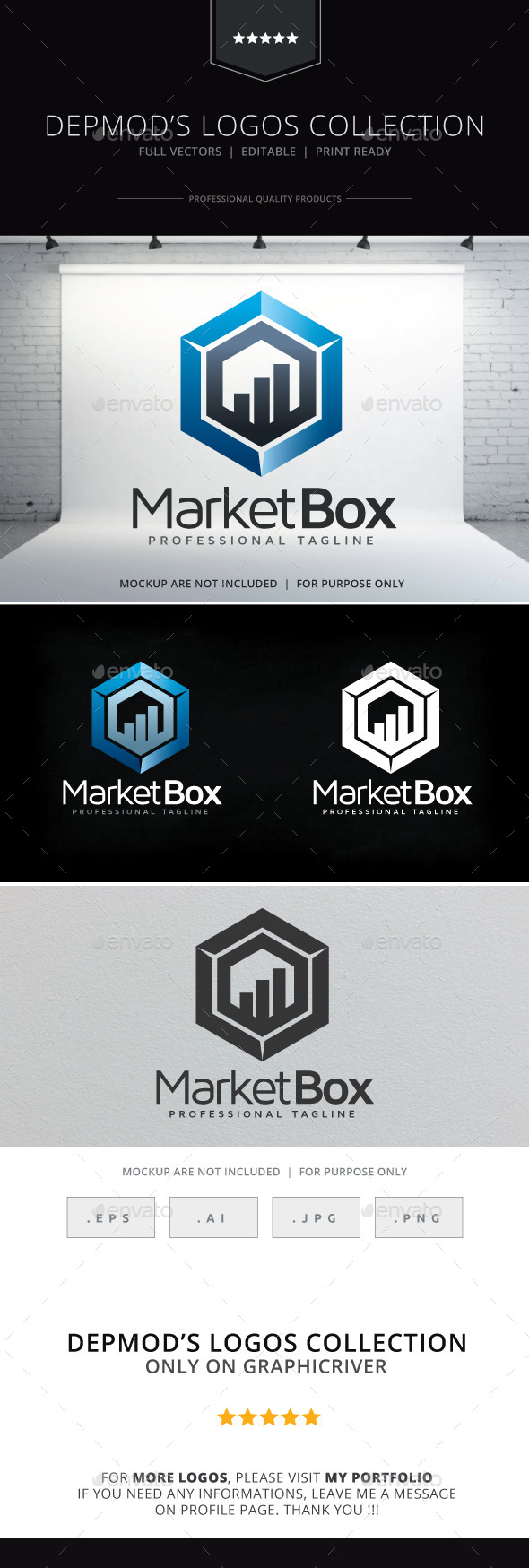 GraphicRiver Market Box Logo 9338567