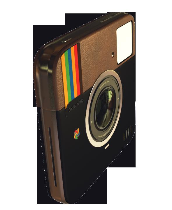 3DOcean Polaroid Socialmatic Concept 9219197