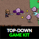 Fantasy Top-Down Game Kit