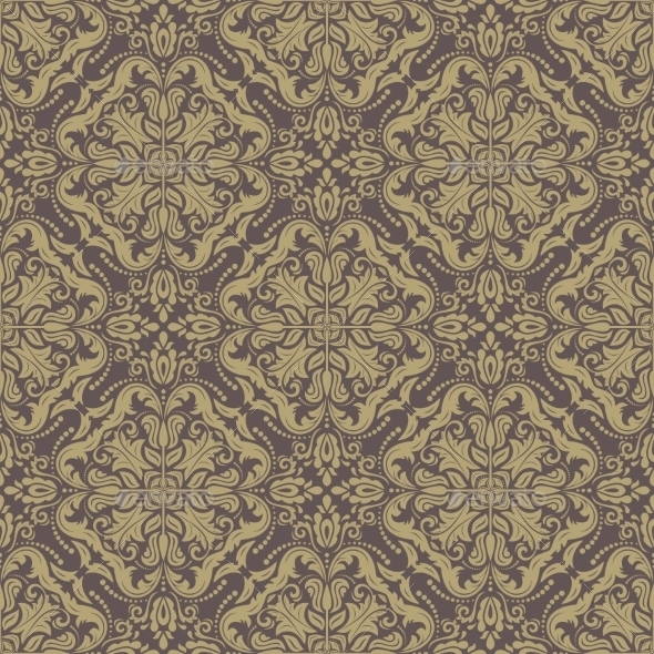 GraphicRiver Damask Seamless Pattern 9339394