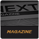 Next Magazine Template - GraphicRiver Item for Sale