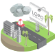Lopo | Isometric Explainer Kit - VideoHive Item for Sale