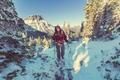 Hike in Glacier - PhotoDune Item for Sale