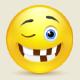 Smiles 24 Crazy Man - GraphicRiver Item for Sale