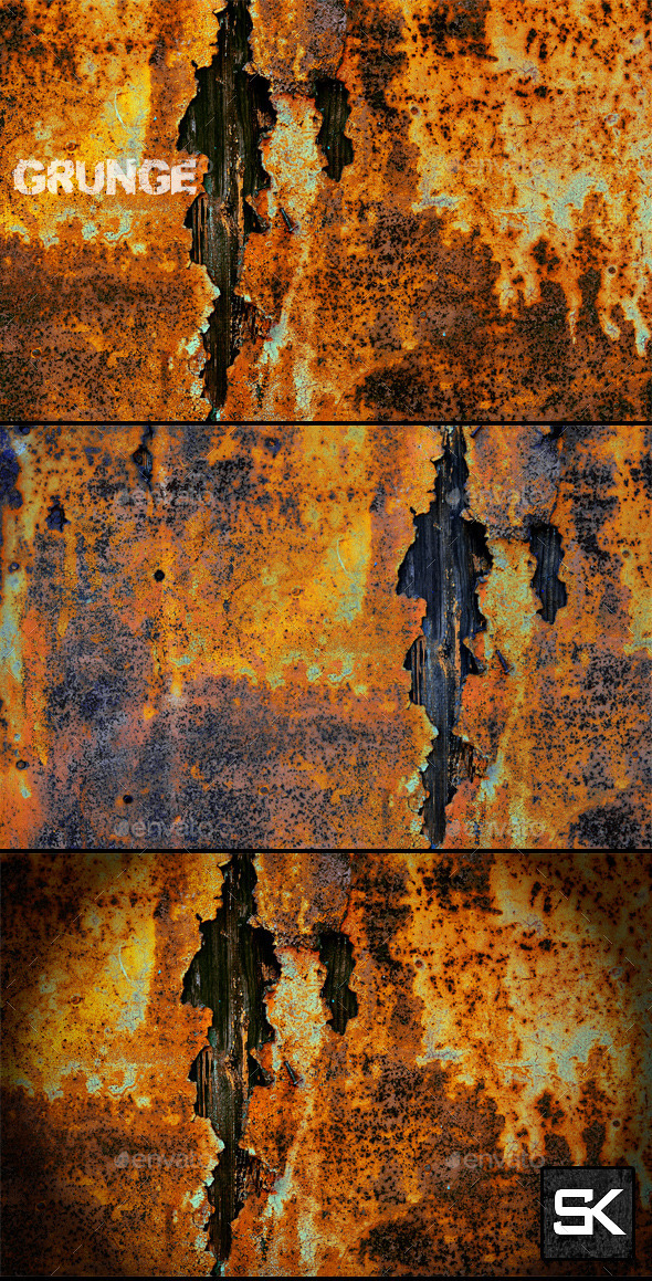 GraphicRiver Grunge Texture 9340415