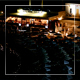 Night Beach And Cafe - VideoHive Item for Sale