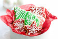 Christmas cookie gift box - PhotoDune Item for Sale