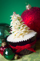 Christmas tree cupcake - PhotoDune Item for Sale