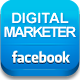 Facebook Timeline - Digital Marketer - GraphicRiver Item for Sale