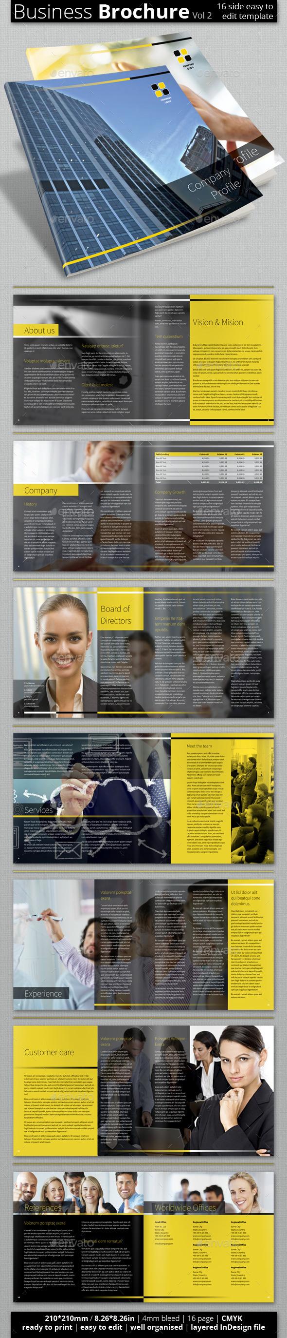 GraphicRiver Multipurpose Business Brochure Vol 2 9340797