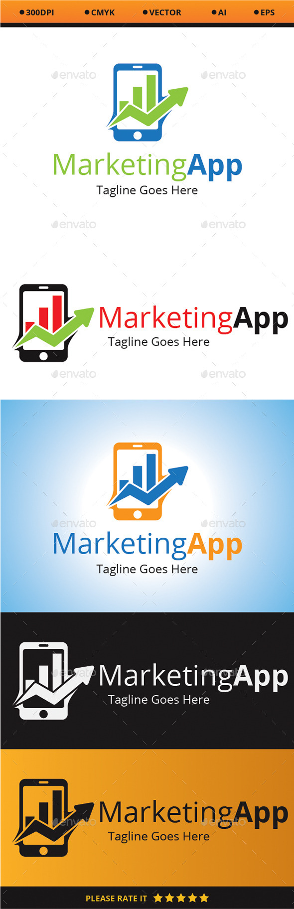 GraphicRiver Marketing App 9340855