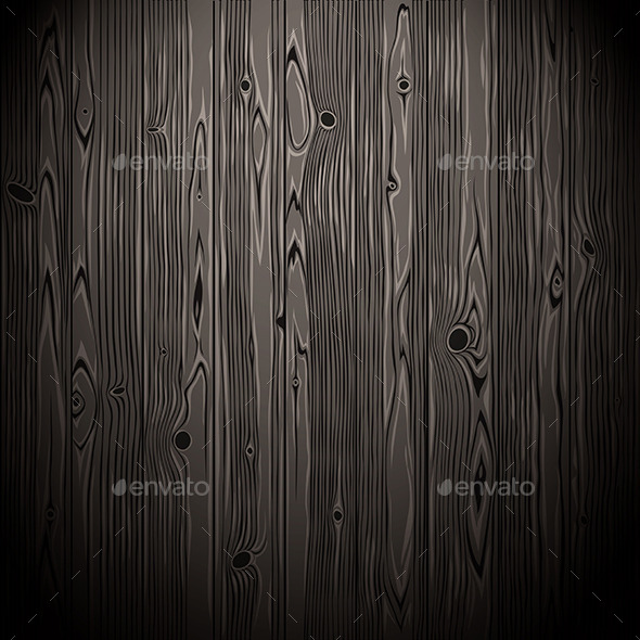 GraphicRiver Dark Wood Seamless Pattern 9328437