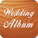 European Style Wedding Photo Album Template - GraphicRiver Item for Sale
