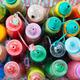 bottles of paint - PhotoDune Item for Sale