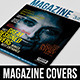 Magazine Covers Template A4 - GraphicRiver Item for Sale