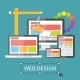 Responsive Web Design Concept - GraphicRiver Item for Sale