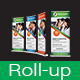 Multipurpose Business Roll-Up Banner Vol-07 - GraphicRiver Item for Sale