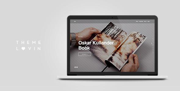 Tag: Creative Agency/Portfolio Fullscreen Theme