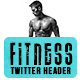 Fitness & Gym Twitter Header - GraphicRiver Item for Sale