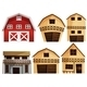 Barns Set - GraphicRiver Item for Sale