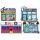 Shops - GraphicRiver Item for Sale