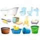 Bath Set - GraphicRiver Item for Sale