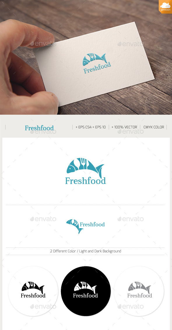 GraphicRiver Fresh Food 9342952