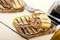 grilled vegetables on bread - PhotoDune Item for Sale