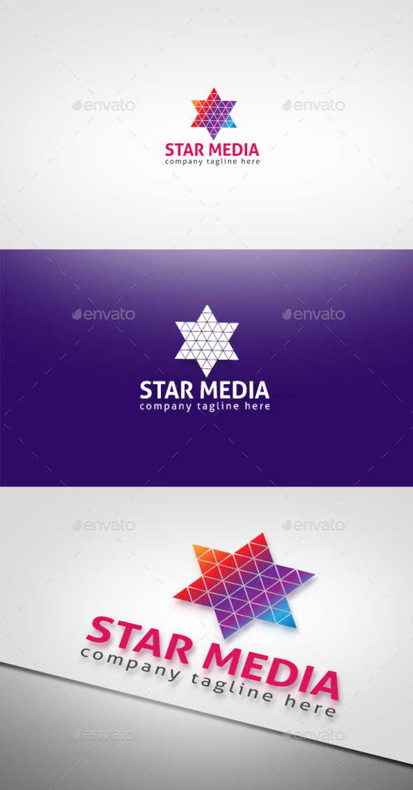GraphicRiver Star Media 9326946