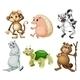 Wild Animals - GraphicRiver Item for Sale