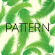 Palm Leaf Pattern  - GraphicRiver Item for Sale