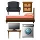 Useful Furniture - GraphicRiver Item for Sale
