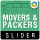 Packers & Movers Sliders - GraphicRiver Item for Sale