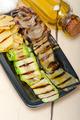 grilled assorted vegetables - PhotoDune Item for Sale