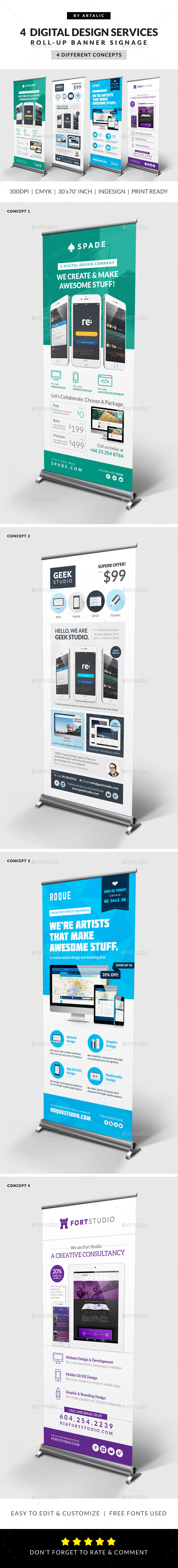 GraphicRiver Design Agency Studio Services 9343745