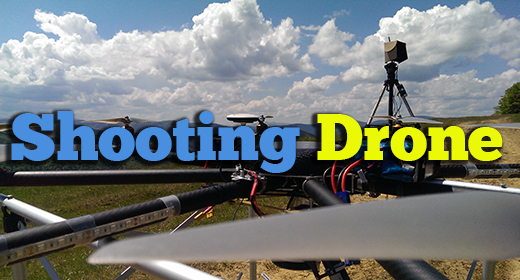 Shooting Drone