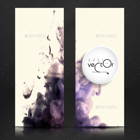 GraphicRiver Cloud of Ink In Water 9344658