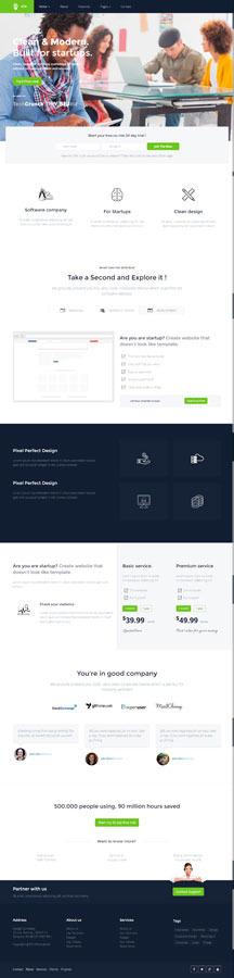 Ela - Business / Multipurpose Theme