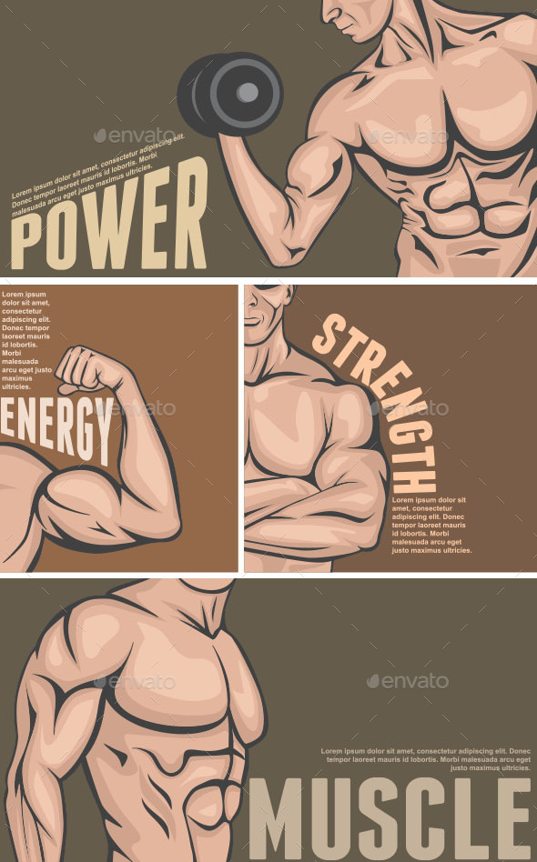 GraphicRiver Fitness 9345126