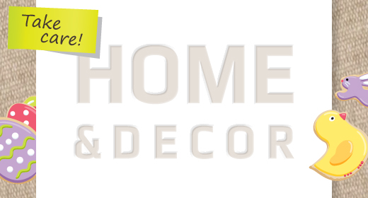 Office, Home and Decoration