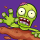 Crawling Zombie - GraphicRiver Item for Sale